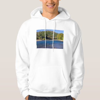 Autumn At North Fork Hoodie