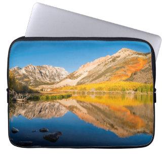 Autumn at North lake, California Laptop Sleeve