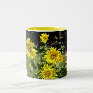 Autumn Beauty-Sunflowers Mug