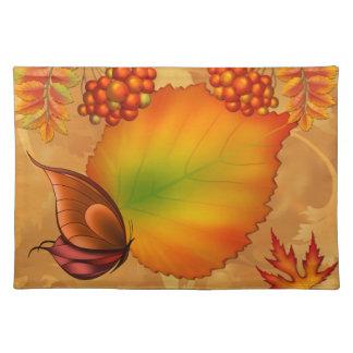 Autumn Berries Placemats