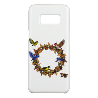 Autumn Birds Case-Mate Samsung Galaxy S8 Case