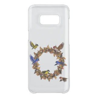 Autumn Birds Uncommon Samsung Galaxy S8 Case