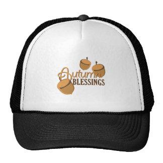 Autumn Blessings Cap
