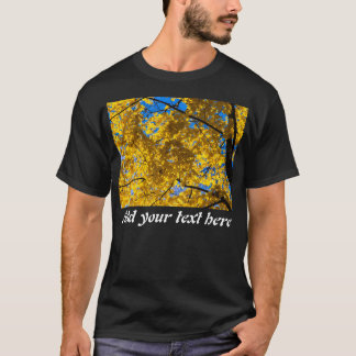 Autumn Blues T-Shirt