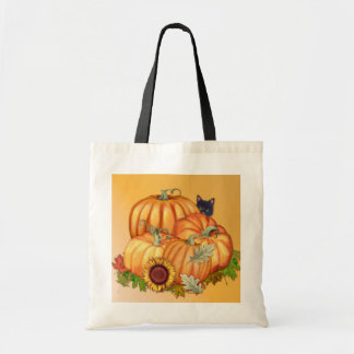 Autumn Bounty Budget Tote Bag