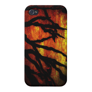 Autumn Branches iPhone 4/4S Covers