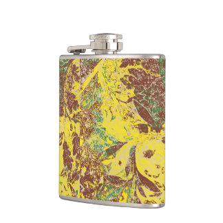 Autumn Breeze Hip Flask