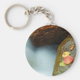 Autumn brook key ring