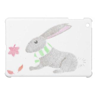 Autumn Bunny iPad Mini Cover