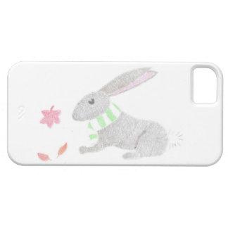 Autumn Bunny iPhone 5 Cover