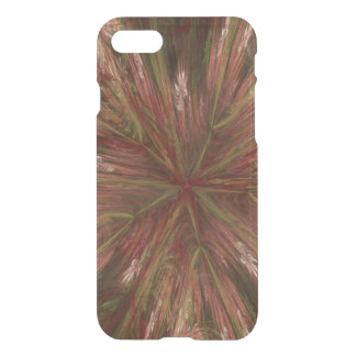 Autumn Burst Fractal iPhone 7 Case