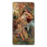 Autumn by Alfons Mucha 1896 Poster