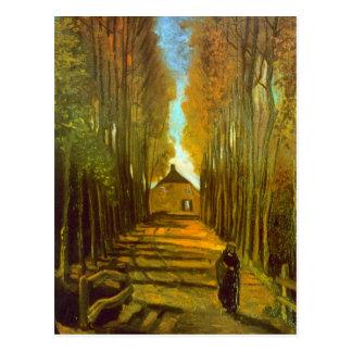 Autumn by Vincent van Gogh Postcard