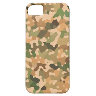 Autumn Camo Fall Colors Barely There iPhone 5 Case