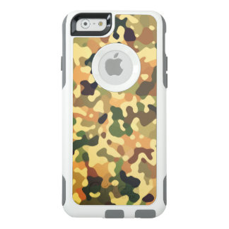 Autumn Camo Fall Colors OtterBox iPhone 6/6s Case