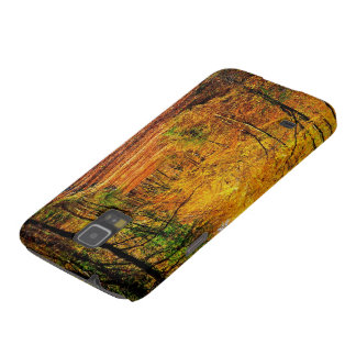 Autumn Cases For Galaxy S5