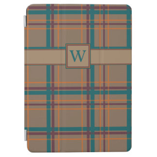 Autumn Chic Plaid iPad Cover