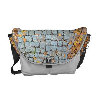 Autumn Cobble Courier Bags