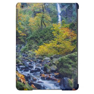 Autumn Color Along Starvation Creek Falls 2 iPad Air Cover