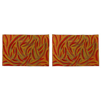Autumn colors design Pillowcases