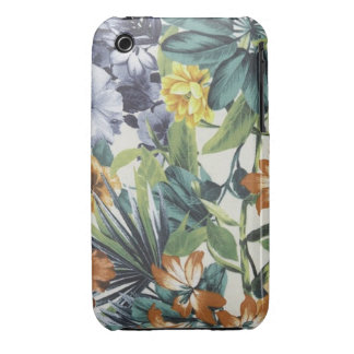 Autumn Colors Floral iPhone 3 Case