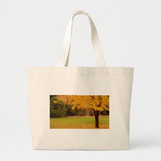 Autumn Colors Jumbo Tote Bag