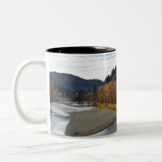 Autumn Colors on the Kettle River Coffee Mug