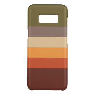 Autumn Colors - Red Orange Yellow Tan Green Brown Case-Mate Samsung Galaxy S8 Case