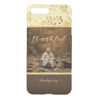 Autumn Colors, Thankful Photo iPhone 8 Plus/7 Plus Case