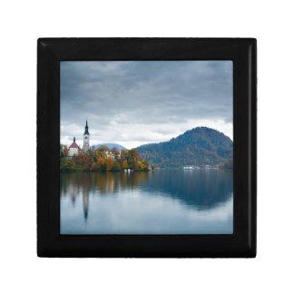 Autumn colours at Lake Bled Gift Box