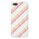 Autumn Colours Fall Leaves Pattern iPhone 5/5S Cases
