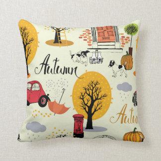 Autumn Cushion