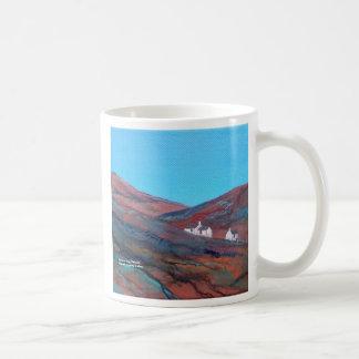 Autumn Day, Penwith Basic White Mug