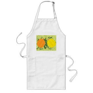 Autumn decor kitchen/dining room long apron