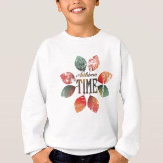autumn design sweatshirt