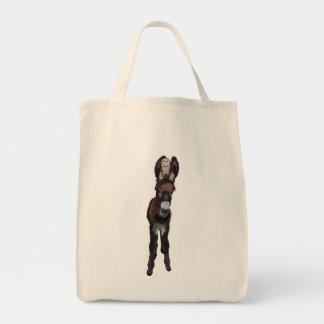 AUTUMN DONKEY & PLAID DONKEY Bag