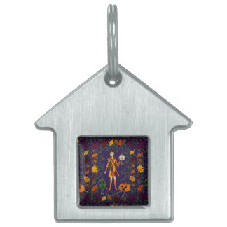 Autumn Faerie Pet Tag