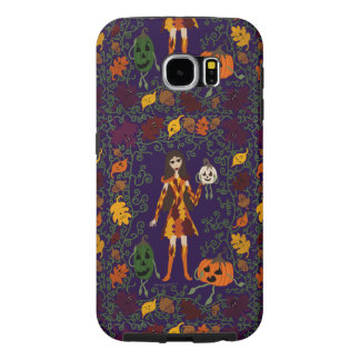 Autumn Faerie Samsung Galaxy S6 Cases