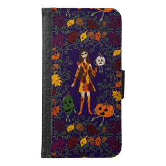Autumn Faerie Samsung Galaxy S6 Wallet Case