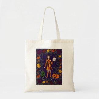 Autumn Faerie Tote Bag
