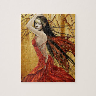 Autumn Fairy Jigsaw Puzzle