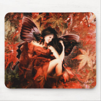 Autumn Fairy MousePad