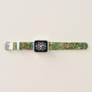 Autumn Fallen Leaves Apple Watch Band