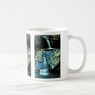 Autumn Falls, Smoky Mountain National Park, TN fro Coffee Mug