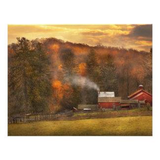 Autumn - Farm - Morristown NJ - Charming farming Flyer
