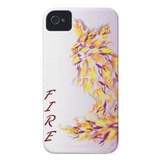 Autumn Fire Case-Mate iPhone 4 Case