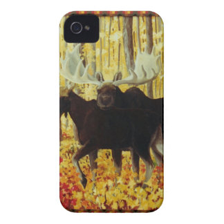 Autumn Fire iPhone 4 Case
