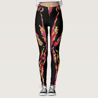 Autumn Fire Leggings