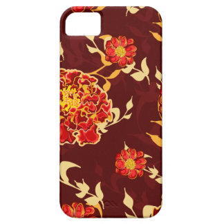 Autumn Floral iPhone 5 Case