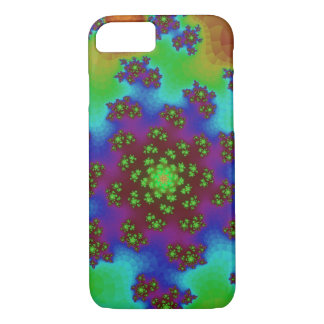 Autumn Floral Sprinkles iPhone Case